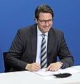 2018-03-12 Unterzeichnung des Koalitionsvertrages der 19. Wahlperiode des Bundestages by Sandro Halank–018.jpg