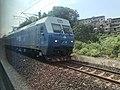201908 HXD1-1361 on Shanghai-Kunming Railway in Dalong.jpg
