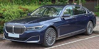BMW 7 Series Motor vehicle