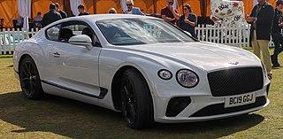Bentley Continental GT Motor vehicle