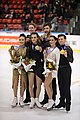 2019 Internationaux de France Saturday medals ice dance 8D9A7996.jpg