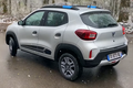 2021 Dacia Spring Electric (France) rear view 02.png