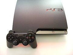 250GB Slim PS3