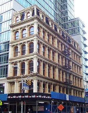 287 Broadway - Image: 287 Broadway
