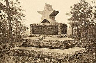 28th Pennsylvania Infantry Regiment - 28th Pennsylvania Infantry Monument, Gettysburg Battlefield