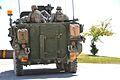 2nd Cavalry Regiment external evaluation - Stryker move (7308721582).jpg