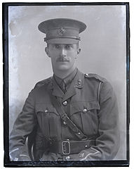 2nd Lieut Greenfield, 9 Jul 1915 (16858579637).jpg