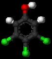 3,4,5-Trichlorophenol-3D-balls.png
