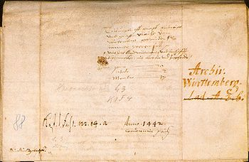 Nürtingen contract without a seal