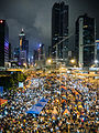 31th Day Hong Kong Umbrella Revolution -UmbrellaMovement -umbrellarevolution (15465053228).jpg