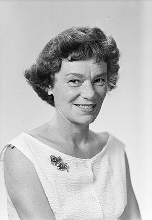 Berit Brænne - Berit Brænne in 1959