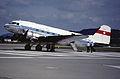 38au - Classic Air DC-3C; HB-ISB@ZRH;23.08.1998 (5256694747).jpg