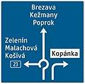 411-52 Smerová a pruhová predzvesť (kruhový objazd + bypass s vlastným pruhom).jpg