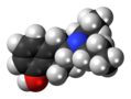 5-OH-DPAT molecule spacefill.png