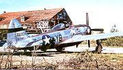507th Fighter Squadron - Republic P-47D-27-RE Thunderbolt 42-27234