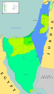 Six-Day War 1967 war between Israel and Egypt, Jordan, and Syria
