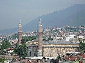 جامع بورصة الكبير ...تركيا 280px-71_Bursa_la_Gr
