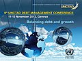 9th UNCTAD Debt Management Conference (11-15 November 2013) (10839427154).jpg