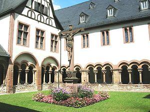 St. Peter und Alexander (Aschaffenburg) - Cloister