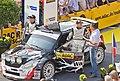 ADAC Rallye Deutschland 2013 - Fahrerpräsentation auf dem Roncalliplatz-4773.jpg