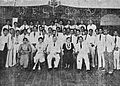 AH Prussner farewell party at Methodist school in Palembang, Star Magazine 2.20 (August 1940), p45.jpg