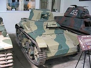 AMR 33 - AMR 33 at Musée des Blindés