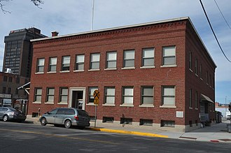 National Register of Historic Places listings in Yellowstone County, Montana - Image: ARMOUR COLD STORAGE, BILLINGS, YELLOWSTONE COUNTY