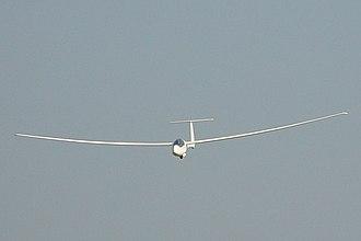 Schleicher ASW 20 - Image: ASW 20 CL flight