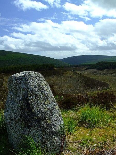 File:A Boundary Stone - geograph.org.uk - 437402.jpg