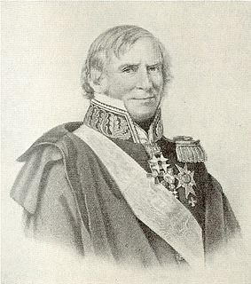 Anders Fredrik Skjöldebrand Swedish noble and general