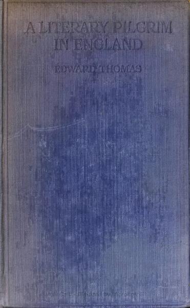 File:A Literary Pilgrim in England.djvu