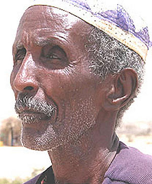 Demographics of Djibouti - Image: A Somali man