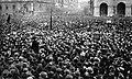A Tanácsköztársaság kikiáltása - 1919. március 21, Kossuth tér.jpg