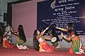 A classical Bodo dance presented by registered troupe of Song & Drama Division at the public information campaign on Bharat Nirman at Sorbhog Assam on November 19, 2008.jpg