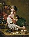 A cook in a kitchen, by Pietro Domenico Olivero.jpg