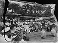 A crowd watching a Pacific Island performance (AM 88213-1).jpg