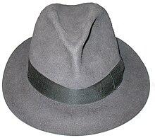 fedora hatte