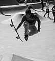 A guys tries a trick - Far Rockaway Skatepark - September - 2019.jpg