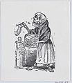 A skeleton selling tortillas from a broadside entitled 'Una Calavera Chusca' MET DP869238-1.jpg