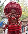 Aadimooliyaadan Theyyam at Edakkad 6.jpg