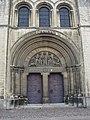 Abbaye aux Dames, église abbatiale de la Sainte-Trinité, Caen, France - panoramio.jpg