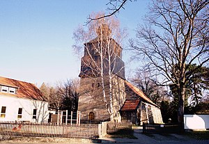 Abbenrode - St Andrew's Church