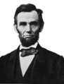Abraham Lincoln head on shoulders photo portrait.png
