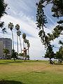 Acrobatic exercises in La Jolla.JPG