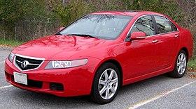 Acura TSX - Wikipedia