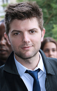 Adam Scott vid Toronto International Film Festival 2008.