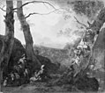 Adam Pijnacker - Southern Landscape with Herdsmen - KMSsp508 - Statens Museum for Kunst.jpg