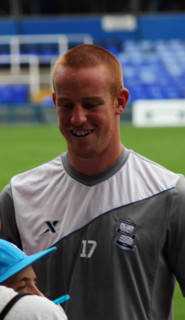 Adam Rooney Irish association football player
