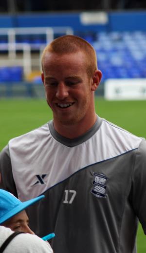 Adam Rooney - During 2011 pre-season