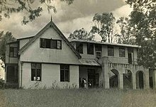 Adams College before 1947.JPG